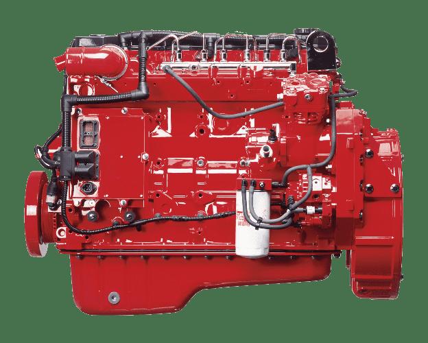 двигатель Cummins ISB 6.7