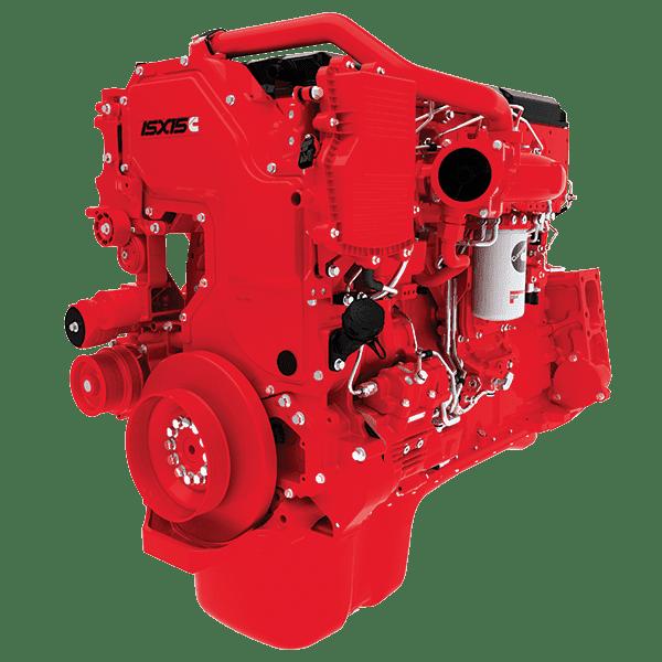 двигатель Cummins ISX 15