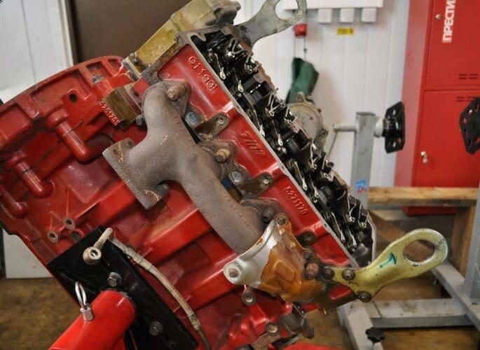 ремонт двигателя cummins 2.8