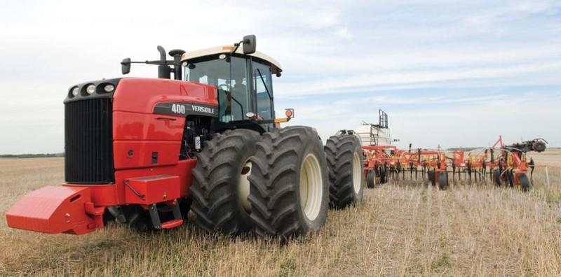 ремонт двигателя cummins на тракторах Buhler