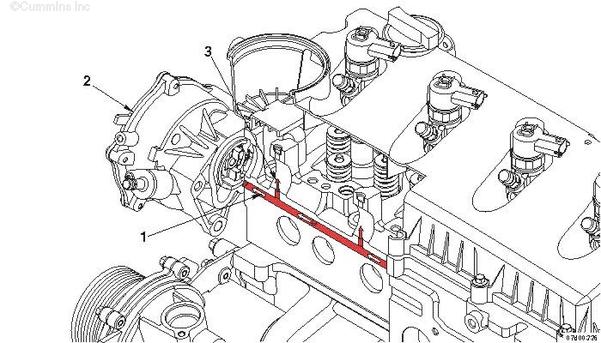 схема смазки вакумного насоса