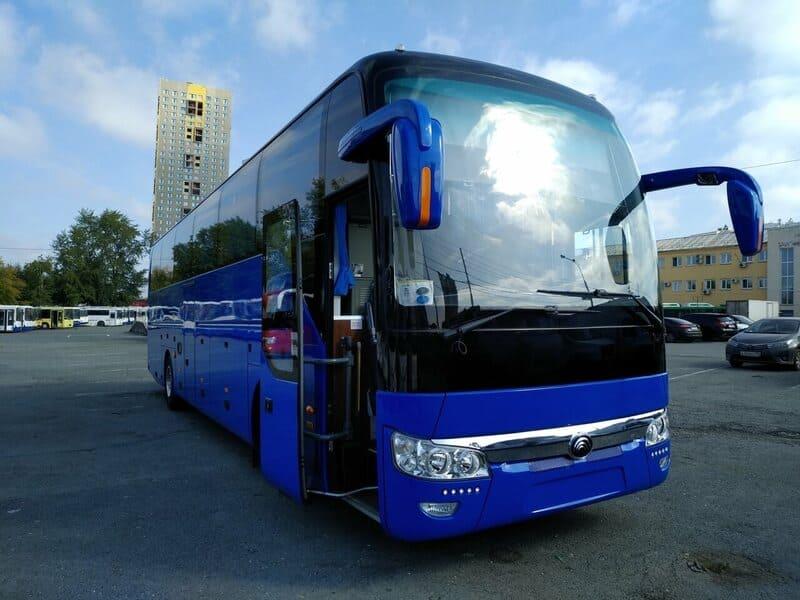 двигатель Двигателя Cummins на автобусах Yutong