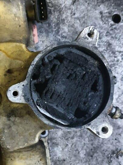 Двигатель Cummins ISF 2.8 и сажа