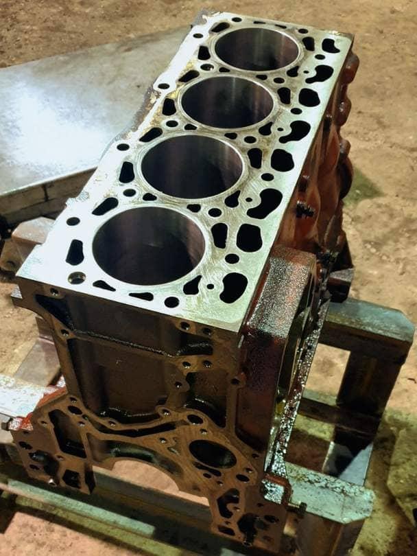 Ремонт двигателя Cummins ISF 3.8-1